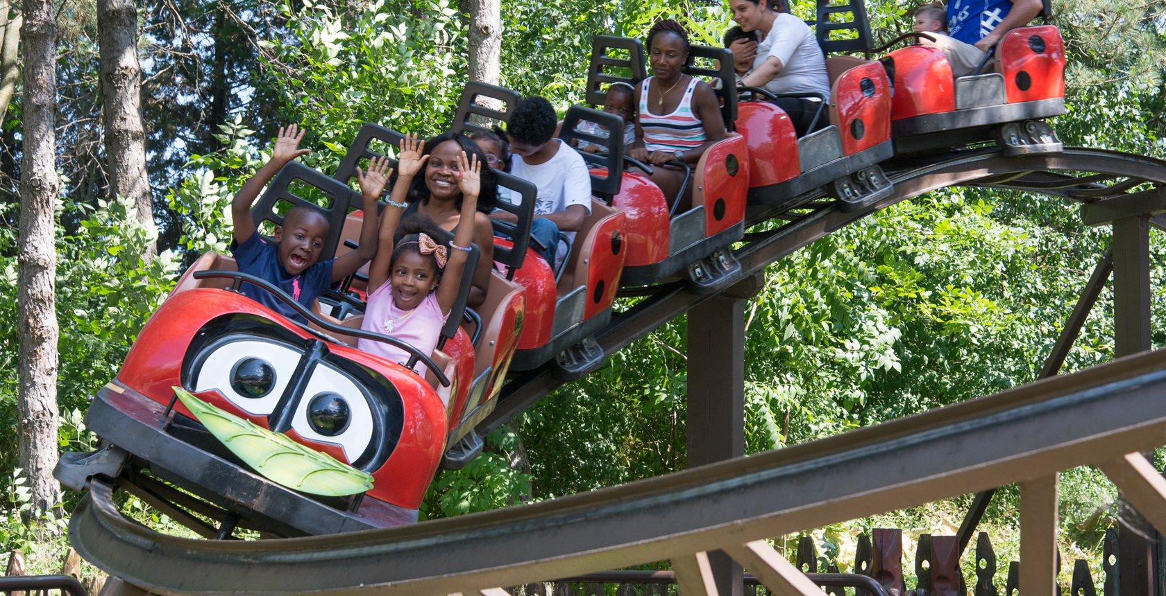 We offer rides for the entire family - Calling all thrill Seekers! - Marineland